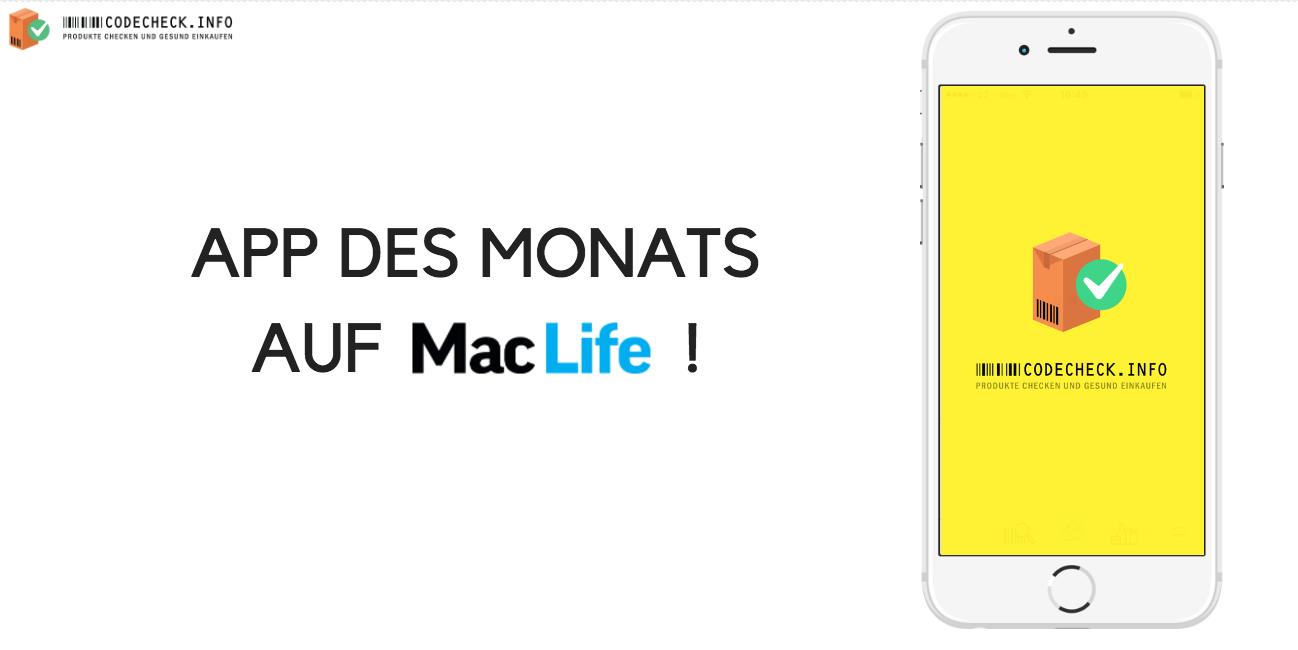 App des Monats_ MacLife