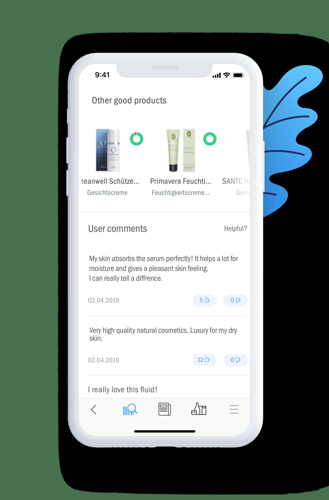 CodeCheck App Screenshot